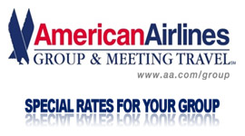 American Airlines - Special Rates For Your Group